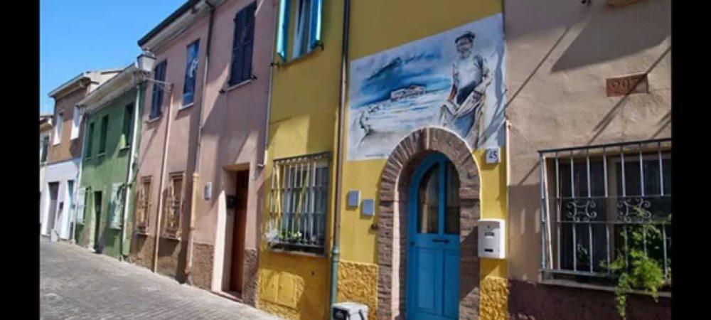 Guide Tour Of San Giuliano (Rimini)