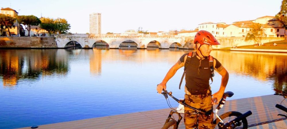 Bike Tour Della Rimini Felliniana