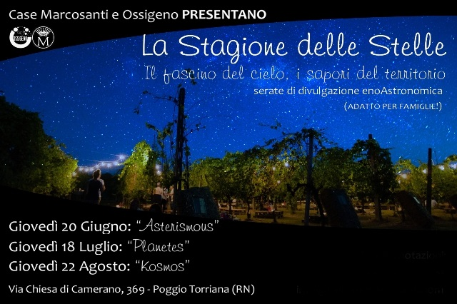 Poggio Torriana: The Star Season